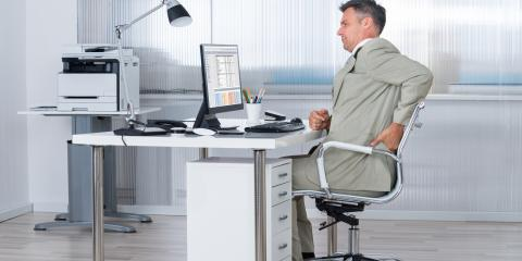 3 Tips for Preventing Workplace Back Pain, Archdale, North Carolina
