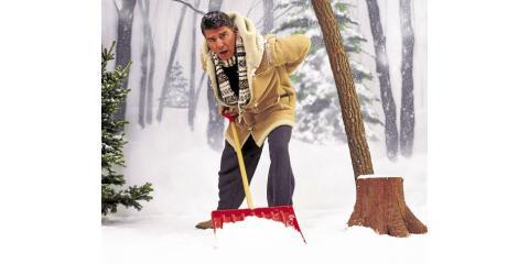 Snow, Shoveled, Back Pain, Canandaigua, New York