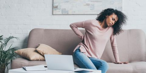 3 Tips for Reducing Back Pain Caused by Working From Home, Cornelia, Georgia