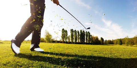 How Can I Avoid Back Pain When Golfing?, Coon Rapids, Minnesota