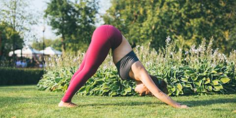 Ease Back Pain With These 3 Yoga Poses, Dothan, Alabama