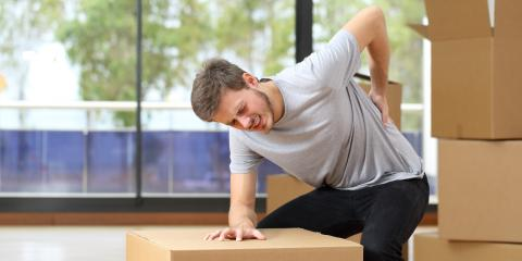3 Common Causes of Back Pain, Union, Ohio