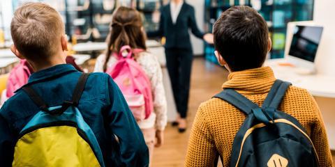 A Parent's Guide to School Bags & Pain, Florissant, Missouri