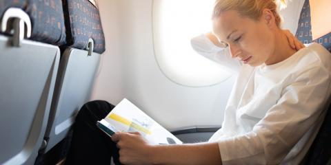 4 Tips for Preventing Neck & Back Pain During Long Flights , Leeds, Alabama