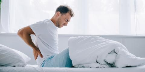 3 Sleep Positions for Preventing Back Pain, Lincoln, Nebraska
