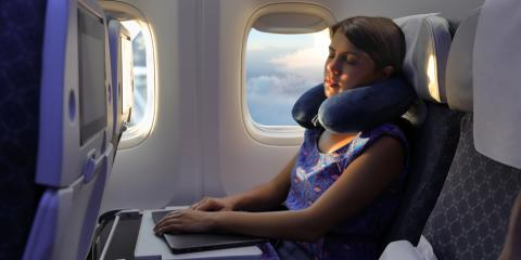 How to Prevent Neck & Back Pain During Air Travel , Lincoln, Nebraska