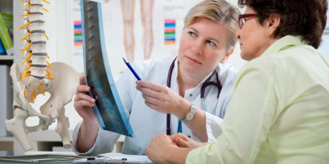 3 Symptoms of a Slipped Disc, Archdale, North Carolina