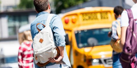 How Heavy Backpacks Can Hurt Your Child's Body, Platteville, Wisconsin