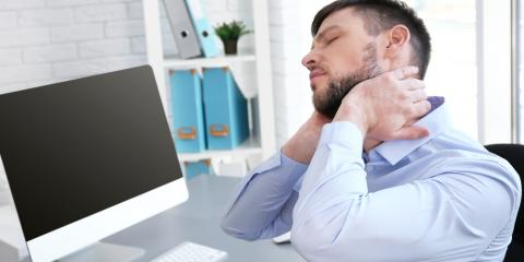 3 Stretches That Can Offer Neck & Back Pain Relief at Work, Mohawk, New York