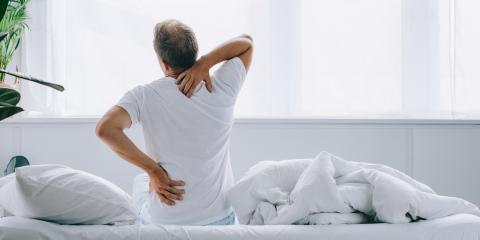 Top 3 Common Causes of Back Pain, Cornelia, Georgia