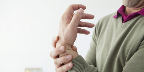 3 Major Symptoms of Carpal Tunnel Syndrome, Florence, Kentucky