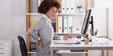 5 Tips for Improving Your Back Health If You Have a Desk Job, Union, Ohio