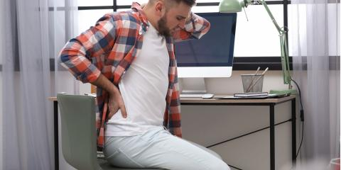 3 Everyday Habits That Cause Back Pain, High Point, North Carolina