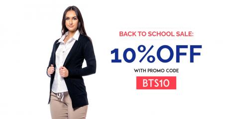 Back To School Sales - www.kohesionclothing.com, West New York, New Jersey