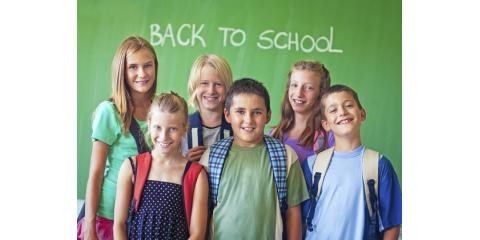 Family Dentist Helps Your Kids Bring a Healthy Smile Back to School, Middlebury, Connecticut