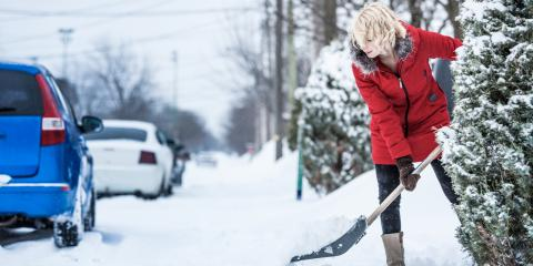 5 Tips to Avoid Back Pain From Shoveling Snow, High Point, North Carolina