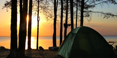How to Avoid Back Pain While Camping, High Point, North Carolina