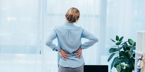 4 Simple Lifestyle Tips for Minimizing Back Pain, Stone Mountain, Georgia