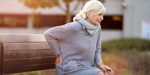 What Causes Back Pain in Seniors?, Cahokia, Illinois