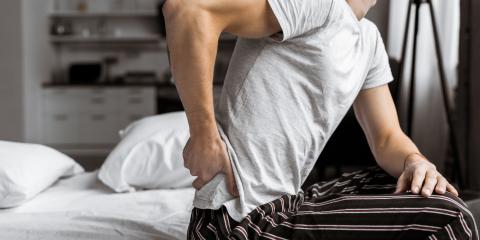3 Tips to Prevent Back Pain & Injuries, University, Missouri
