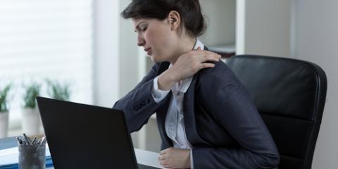 How to Avoid Back Pain at the Office, St. Peters, Missouri