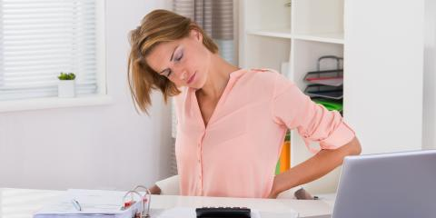 3 Tips to Prevent Posture-Related Back Pain at Work, Platteville, Wisconsin
