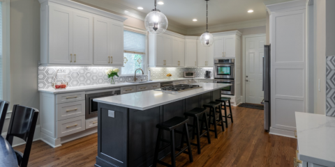 5 Stunning Backsplash Materials to Consider for Kitchen Remodeling, Northeast Cobb, Georgia