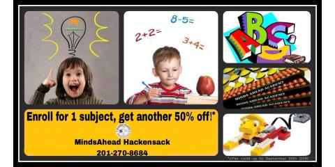 Back To School Offer!!, Hackensack, New Jersey