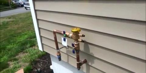 Frequently Asked Questions About Backflow Prevention, Lincoln, Nebraska