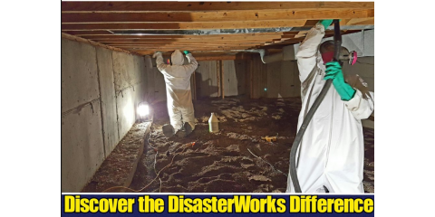 DisasterWorks Environmental Restoration, Water Damage Restoration, Services, Winchester, Ohio