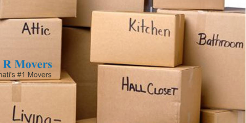 4 Reasons to Choose D & R Movers For Your Back to School Move, Cincinnati, Ohio