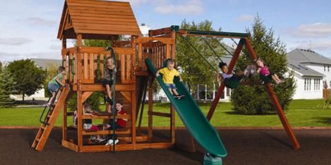 3 Ways Backyard Playsets Will Make Your Kids More Active, Broken Arrow, Oklahoma