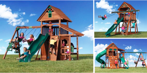 3 Play Set Safety Tips for Your Kids, From San Antonio's Backyard Adventures, San Antonio, Texas