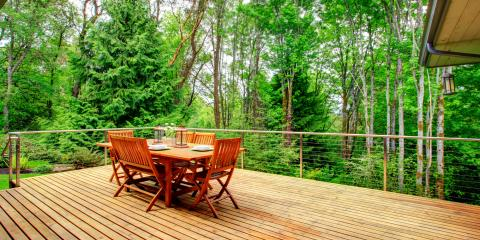 Pro Tips for Choosing the Right Paint Coatings & Stains for Your Deck, Staunton, Virginia