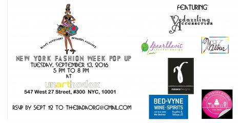 (RSVP) New York Fashion Week with BADA!, Brooklyn, New York