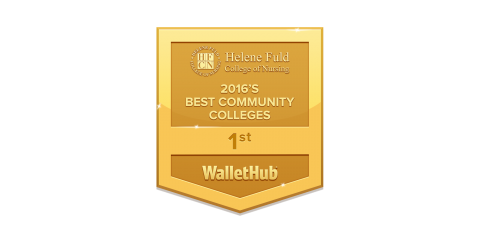 Helene Fuld College of Nursing Ranked The Number One Community College in the Nation, Manhattan, New York
