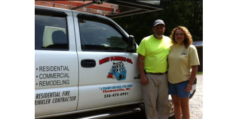 Baity Plumbing Co. , Plumbing, Services, Thomasville, North Carolina