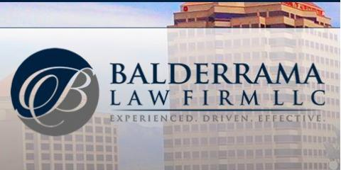 Balderrama Law Firm LLC, Personal Injury Attorneys, Services, Carlsbad, New Mexico