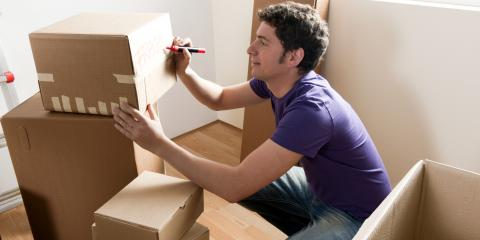 A Packing Timeline for Moving Into a New Home, Orange Beach, Alabama