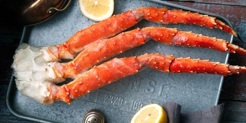 3 Main Differences Between Snow & King Crabs, Bon Secour, Alabama