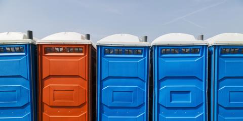 3 Reasons to Rent a Portable Toilet for Your Next Event, Robertsdale, Alabama