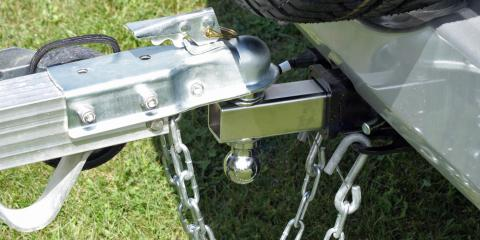 Trailer Rental Tips: Why Ball Mounts Are Crucial to Towing, West Chester, Ohio
