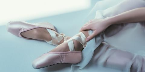 The Do's & Don'ts of Foot Care for Ballet Dancers , Penfield, New York