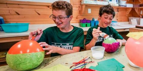 What First-Timers Can Expect From Summer Camp, Piermont, New Hampshire