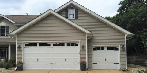 How to CustomizeCarriage Style Garage Doors, Ballwin, Missouri