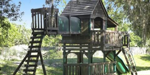 5 Tips for Maintaining a Wooden Playset, Ballwin, Missouri