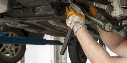 What Is a Car Chassis?, Foley, Alabama