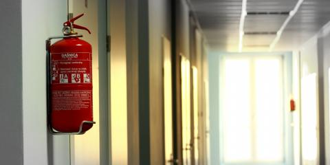 Do's & Don'ts of Workplace Fire Extinguishers, Bangor, Wisconsin