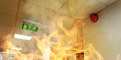 4 Types of Fire Alarms for Your Business, Bangor, Wisconsin