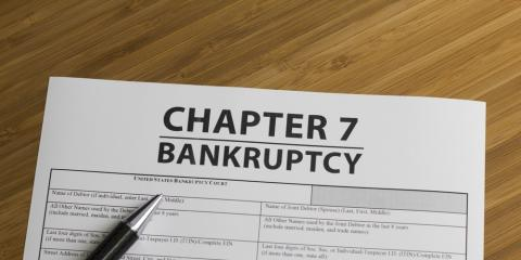 What To Do With Collateral For Secured Debts In a Chapter 7 Bankruptcy, O'Fallon, Missouri
